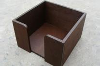 Салфетник квадратный 9см