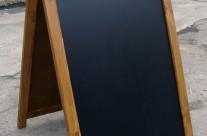 штендер меловой Арка, 110х70см